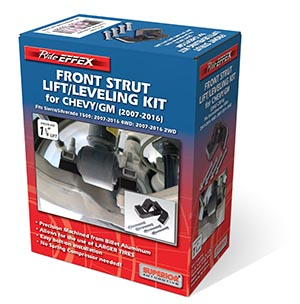 COIL SPRINGS LEVELING